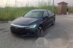Honda Accord 2018 Sport Blue for sale