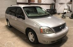 Ford Freestar 2006 Wagon SEL Silver for sale