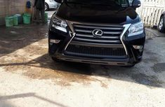 Lexus GX 2016 Black color for sale