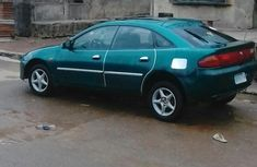 Mazda 323 2002 1.6 Green for sale