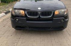 BMW X3 2005 3.0i Blackfor sale