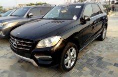 Mercedes Benz ML 350 2014 Black for sale