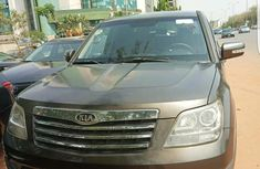 Kia Mohave 2011 Brown for sale