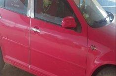 Volkswagen Golf 2001 2.0 Cabriolet Red for sale