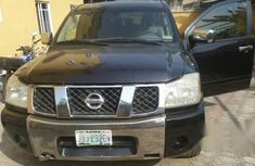 Nissan Armada 2005 4x4 SE Black for sale