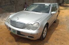 Mercedes-Benz C180 2005 Silver for sale