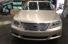 Lexus LS 2012 Silverfor sale