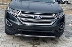 Ford Edge 2016 Green for sale