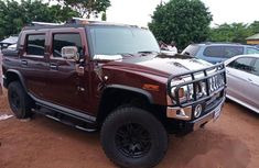 Hummer H2 2007 Brown for sale