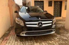 Mercedes-Benz GLA-Class 2016 Black for sale