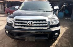 foreign used 2012 toyota sequioa for sale