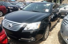 Foreign used 2007 toyota avalon for sale