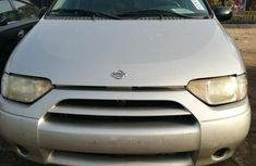 Nissan Quest 2002 Gray for sale