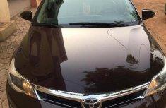 Toyota Avalon 2013 Purple for sale