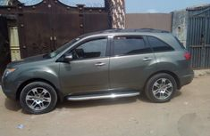 Acura MDX 2008 Green for sale
