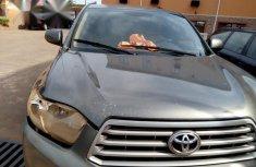 Toyota Highlander 2008 4x4 Gray for sale