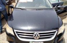Volkswagen Passat 2012 Blackfor sale