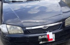 Mazda 323 2002 1.6 Black for sale