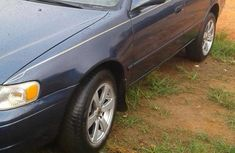 Toyota Corolla 1.9 D Sedan 2000 Blue for sale