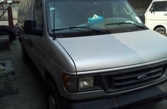 Ford E-250 2002 Silver for sale