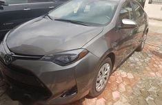 Toyota Corolla 2017 Brown for sale