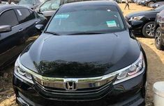 Honda Accord 2016 Black color for sale