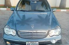 Mercedes-Benz C400 2006 gray  for sale