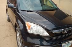Honda CR-V EX-L 4WD Automatic 2009 Black for sale