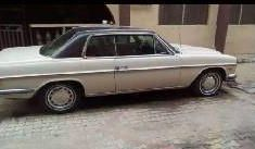 Mercedes-Benz C250 1971 Petrol Automatic Gold for sale