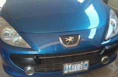 Peugeot 307 2005 2.0 Premium Blue for sale
