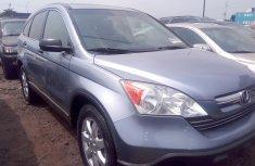 2009 Honda CR-V Blue for sale