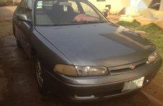 Mazda 626 1998 Model Gray Color For Sale
