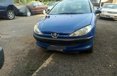 Peugeot 206 2006 Blue for sale