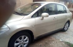 Nissan Tiida 2008 1.8  gold for sale