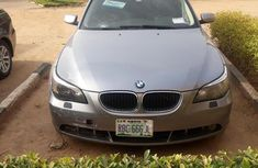 BMW 530i 2006 Silver for sale