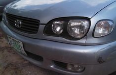 Toyota Corolla 2001 Sedan Silver for sale