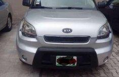 Kia Soul + Automatic 2011 Silver for sale