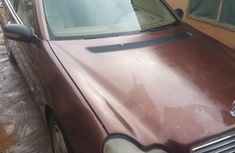 Mercedes-Benz C320 2004 Brown for sale