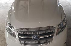 Ford Taurus SEL 2011 White for sale