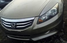 2008 Honda Accord Beige for sale