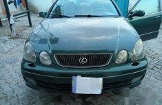Clean Lexus GS 300 2000 Green for sale