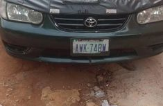 Toyota Corolla X 1.3 Automatic 2000 Green for sale