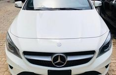 Mercedes-Benz C250 2016 White for sale
