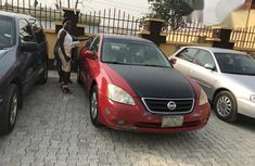 Nissan Altima 2005 2.5 SL Red for sale