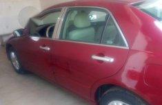 Honda Accord 2007 Sedan EX-L Automatic Red for sale