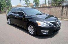 Nissan Altima 2014 Black for sale