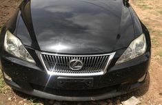Lexus IS 2011 350 Black for sale