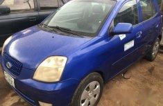 Kia Cerato 2007 Blue for sale