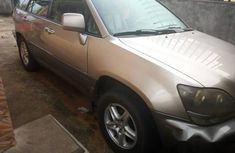First Body Lexus RX 2000 Gold color for sale