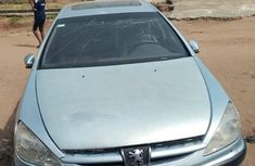 Peugeot 607 2004 2.2 HDi FAP Gray for sale